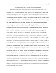 Macbeth Essay_1