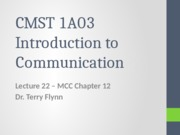 CMST1A03.Fall2015.Lecture22.MCC12