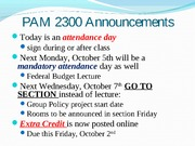 20090930-Announcements