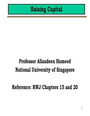 5.0Raising Capital Lecture on Sep 16.pdf