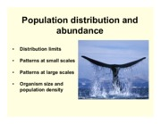 05 Population distribution