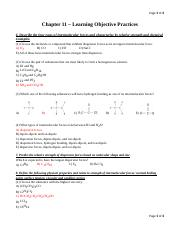 Chapter 11 LOs Practice (with answers)
