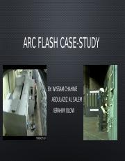 Arc Flash Case-Study ppt