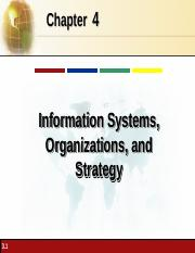 CH 04 Information Systems, Organizations, and Strategy.ppt