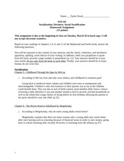 SOC101- functions worksheet