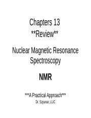 Chap+13+-+NMR++abbrev+rev++01+13+14