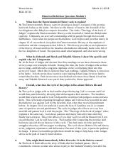 Historical Reflection Questions Module 3.docx