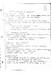Ch 3 Notes