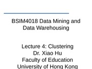 Lecture4_Clustering