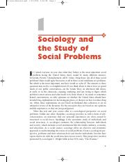 35.Sociology and the Study of Social Problems.pdf