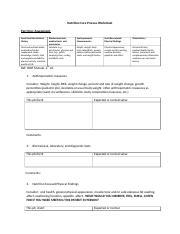 Define Worksheet Excel Nutr  Qatar University  Course Hero Number 3 Worksheets Preschool Excel with Geometry Worksheets For 5th Grade Excel  Pages Ncp Worksheet Doc Free Household Budget Worksheet Printable Pdf
