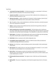 Chapter 3 Reviewing the Basics - 1 What are the three most popular ...