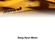 Three Routes of the Silk Road