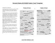 IndexCardTemplate Exam 1