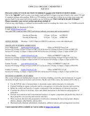 CHM 2210_Fall2014_ Syllabus