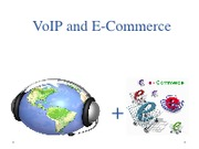 VoIP and E-Commerce