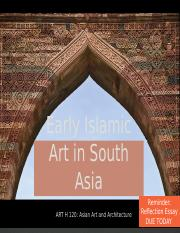 22_Early Islam South Asia.pptx