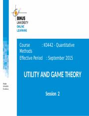 K04420030120154035K0442 - MetKuan-Utility and Game Theory(1).pptx
