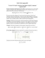 Lecture 32 - Fourier Signal Analysis.pdf