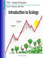 BIOLOGY LESSON 5 - ECOLOGY.pptx