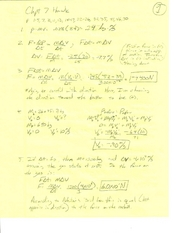 Chap. 7 Hmwk Solutions by Winter