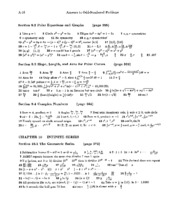 Calculus Solutions 17