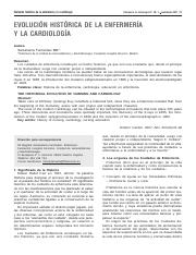 Dialnet-EvolucionHistoricaDeLaEnfermeriaYLaCardiologia-2341829. [downloaded with 1stBrowser].pdf