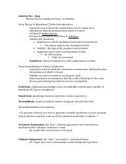 Comm 100, Bryant, W15 Exam #1 Study Guide