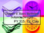 chapter 09_Clay slides