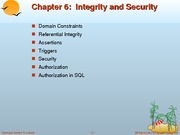 integrity & security 1