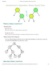 Introduction to Algorithms_ Binary Search Trees