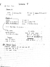 Japan notes short form past tense -