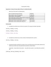 Assignments_Conservation of Mass_anwered