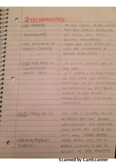 2 Thessalonians notes