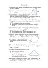 Homework measurement -