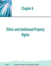 Chapter6 Ethics.ppt