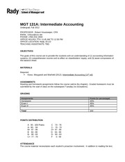 Intermediate Syllabus fall 2012