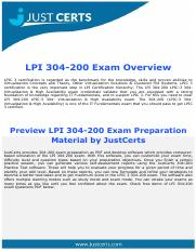 Real 304-200 Dumps | LPIC-3  304: Virtualization Exam Questions