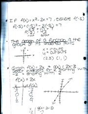 PreCalculus Math Notes 2