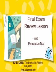 EAC 666 Exam Review Lesson_Fall 2018(1).ppt