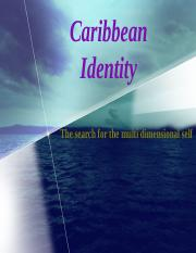 Identity formation in the Caribbean.ppt