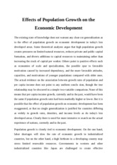 288202400-Effects-of-Population-Growth-on-the-Economic-Development