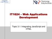 Topic 3.1 - Integrating JavaScript and HTML.pdf