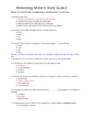 Meteorology midterm study guide 2.doc