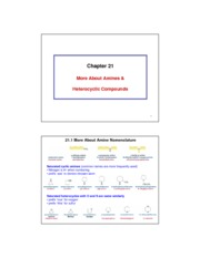 Ch 21_More about amines & heterocyclic compounds_P2