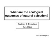 9. What are the biological outcome of natural selection.pptx