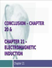 Chapter 21 - Electromagnetic Induction 2.ppt