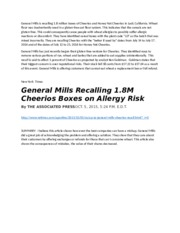 General Mills ethics article -charles