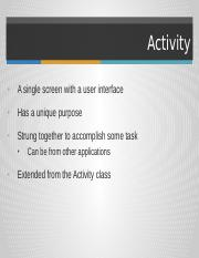 AndroidDev04 - Activity Lifecycles.pptx