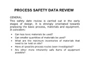 015 Risk+Analysis+-+Process+Safety+Data++Review_ppt